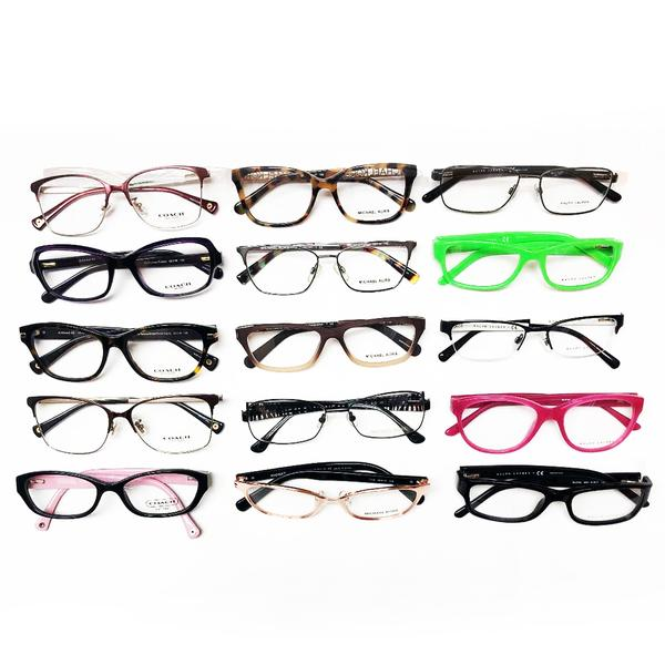 41fd9a5cc Women's Designer Eye-Wear / Optical Frames #2 - 15 pc Lot