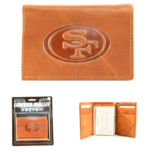 Leather Wallets NFL, MLB, NCAA, NHL