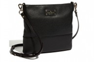 Kate Spade Grove Court Cora Crossbody - Black