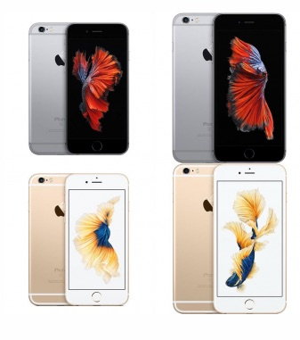 Refurbished Apple iPhone - 6, 6S - LARGE Qty